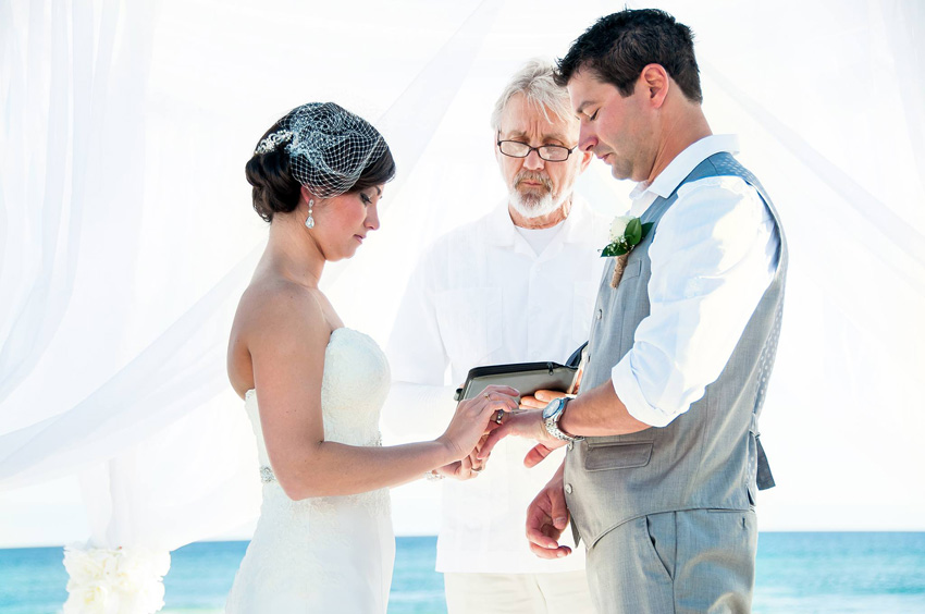 St Augustine beach weddings